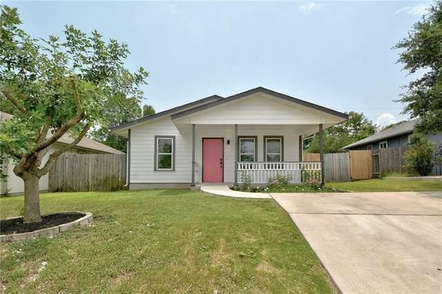 2405 Towbridge Cir, Austin, TX 78723 (#6205246) :: Papasan Real Estate Team @ Keller Williams Realty