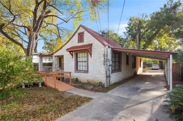 1117 Linden St, Austin, TX 78702 (#6206730) :: RE/MAX Capital City