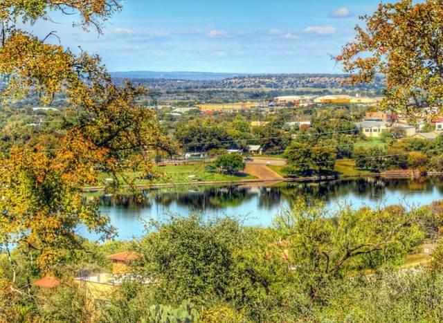 La Ventana La Ventana Dr, Marble Falls, TX 78654 (#6207607) :: Ben Kinney Real Estate Team