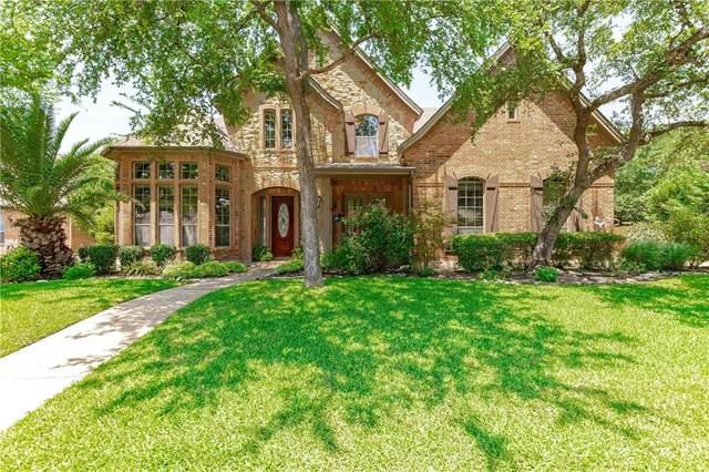 1110 Hidden Glen Dr, Round Rock, TX 78681 (#6207723) :: The Heyl Group at Keller Williams