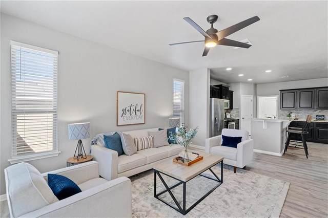 111 Buescher Cv, Hutto, TX 78634 (MLS #6209907) :: Vista Real Estate