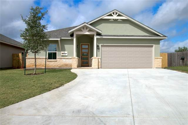 2129 Yellow Rose Way, Gonzales, TX 78629 (#6210413) :: First Texas Brokerage Company