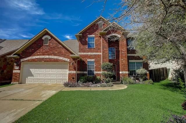 2826 Stonecreek Pl, Round Rock, TX 78681 (#6213021) :: Papasan Real Estate Team @ Keller Williams Realty