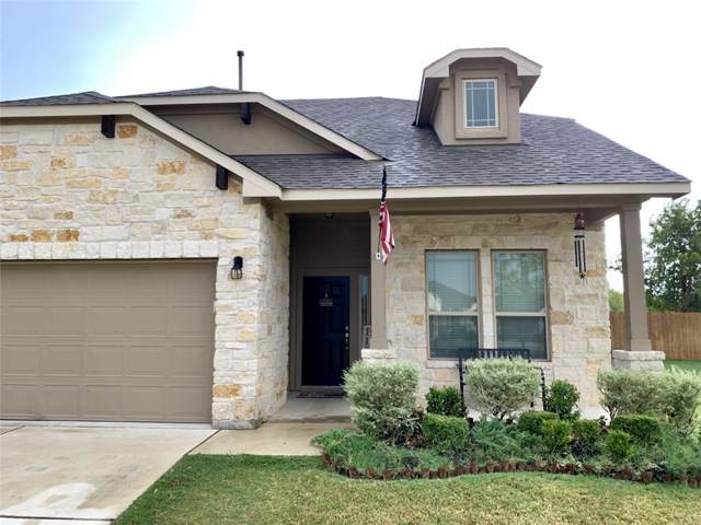 601 Schefer St, Leander, TX 78641 (#6214983) :: The Heyl Group at Keller Williams