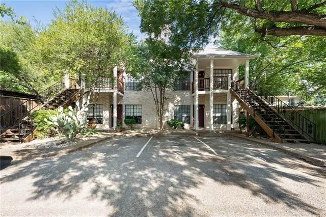 3207 Grooms St #4, Austin, TX 78705 (#6216036) :: Papasan Real Estate Team @ Keller Williams Realty