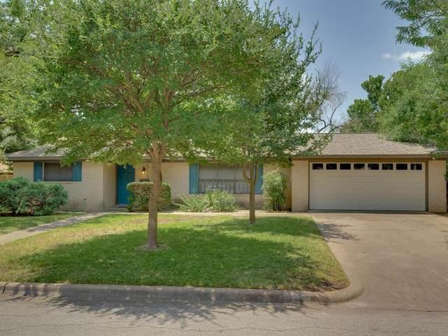 3105 Whitepine Dr, Austin, TX 78757 (#6217278) :: Ben Kinney Real Estate Team