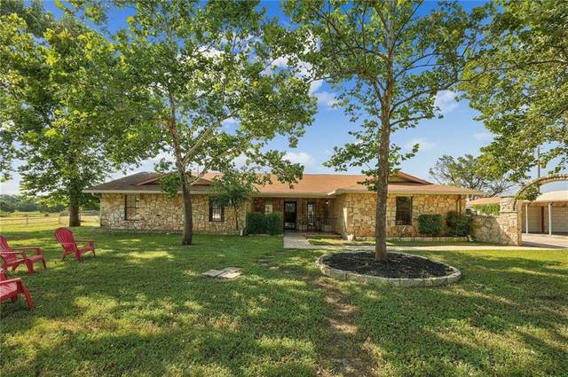 402 Rolling Hills Rd, Liberty Hill, TX 78642 (#6217468) :: Papasan Real Estate Team @ Keller Williams Realty