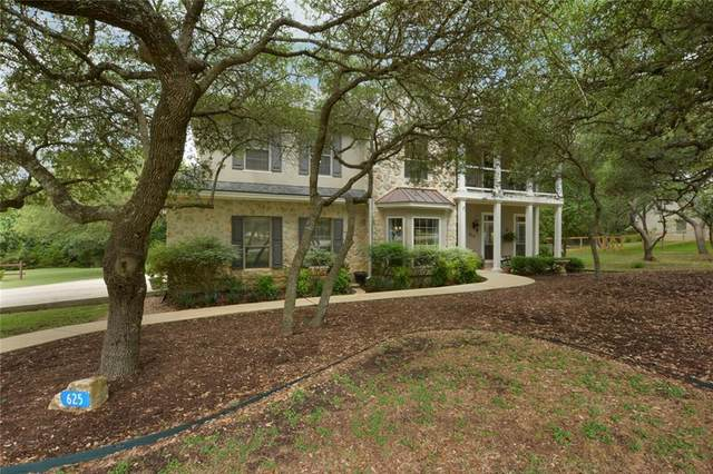 625 Broken Lance, Dripping Springs, TX 78620 (#6218043) :: The Perry Henderson Group at Berkshire Hathaway Texas Realty
