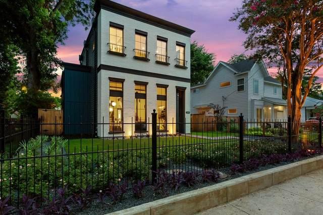 1501 Canterbury St, Austin, TX 78702 (MLS #6222831) :: Vista Real Estate