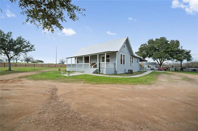 1839 Oakland Rd, Schulenburg, TX 78956 (#6222992) :: Realty Executives - Town & Country