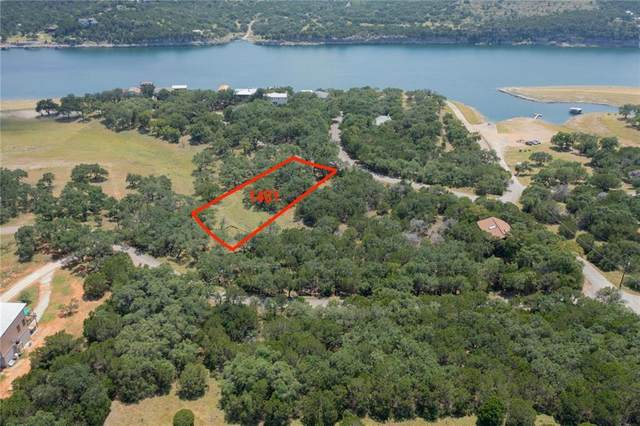 1401 Robin Trl, Lago Vista, TX 78645 (#6225332) :: Ben Kinney Real Estate Team
