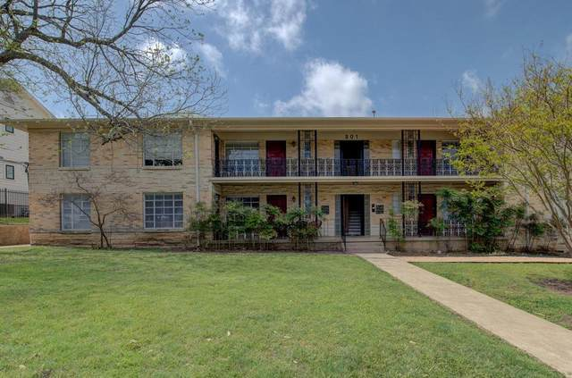 301 E 34th St #106, Austin, TX 78705 (#6227514) :: Papasan Real Estate Team @ Keller Williams Realty