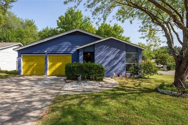 5803 Hammermill Run, Austin, TX 78744 (#6228834) :: Papasan Real Estate Team @ Keller Williams Realty