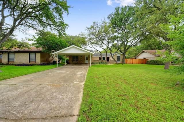 9417 Shady Oaks Dr, Austin, TX 78729 (#6229152) :: Papasan Real Estate Team @ Keller Williams Realty