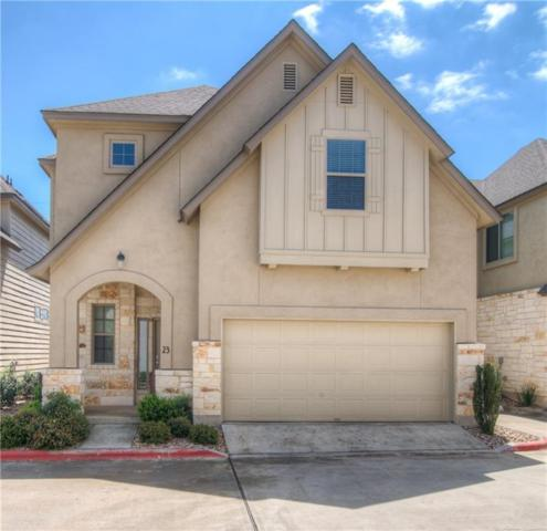 13001 Hymeadow Dr #23, Austin, TX 78729 (#6229594) :: Zina & Co. Real Estate