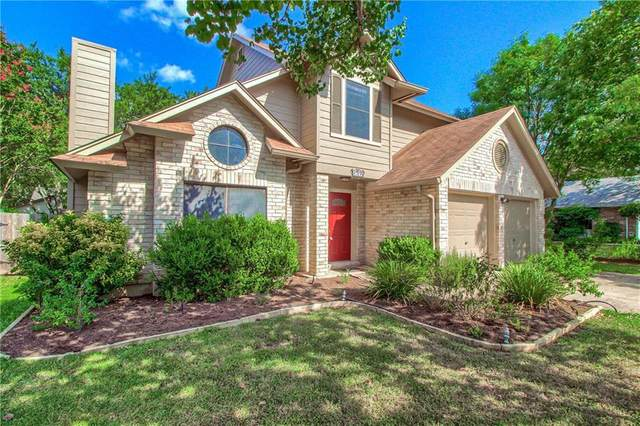 1704 Honeyweed St, Cedar Park, TX 78613 (#6229915) :: Umlauf Properties Group