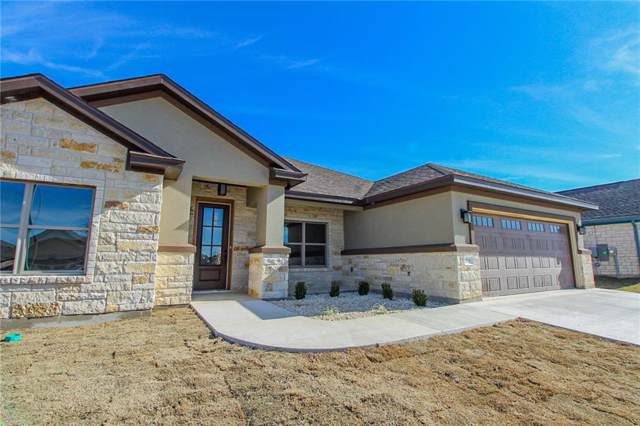 208 Don Dr, Jarrell, TX 76537 (#6231415) :: Service First Real Estate