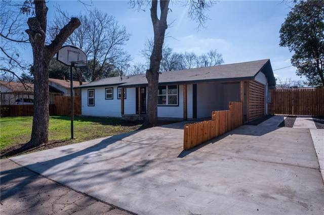 309 A Oertli Ln, Austin, TX 78753 (#6234164) :: Zina & Co. Real Estate