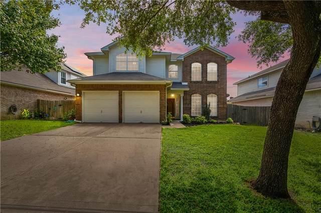 909 Double File Trl, Round Rock, TX 78665 (#6234321) :: Papasan Real Estate Team @ Keller Williams Realty