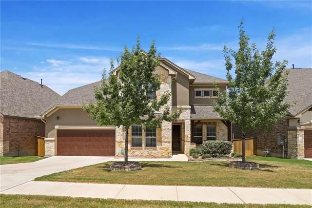 3509 De Soto Loop, Round Rock, TX 78665 (#6234363) :: Papasan Real Estate Team @ Keller Williams Realty