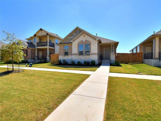 8157 Daisy Cutter Xing, Georgetown, TX 78626 (#6234517) :: RE/MAX Capital City