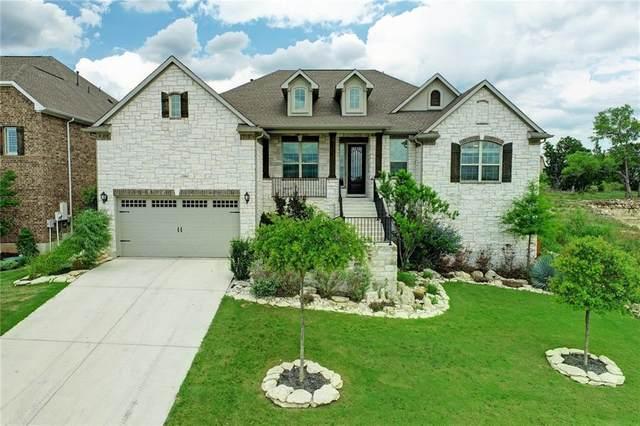 7421 Pace Ravine Dr, Lago Vista, TX 78645 (#6235355) :: Papasan Real Estate Team @ Keller Williams Realty