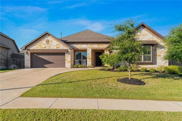 3115 Palominos Pass, Cedar Park, TX 78641 (#6240660) :: Front Real Estate Co.