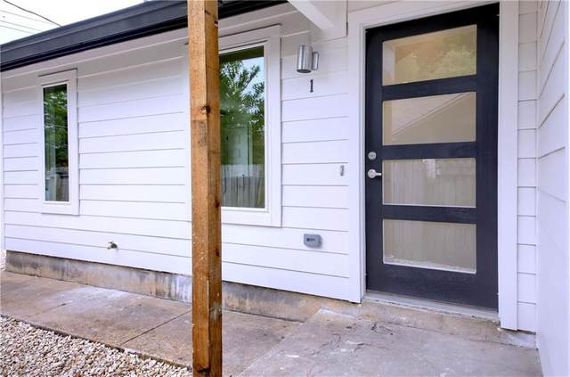 7609 Carver Ave #1, Austin, TX 78752 (#6242335) :: The Heyl Group at Keller Williams