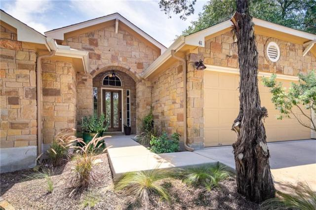41 Pleasant Valley Rd, Wimberley, TX 78676 (#6242353) :: The Heyl Group at Keller Williams