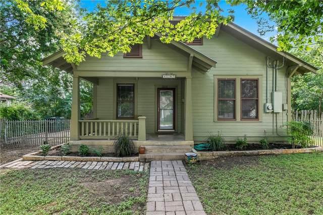 1605 S Elm St, Georgetown, TX 78626 (#6243212) :: Ben Kinney Real Estate Team