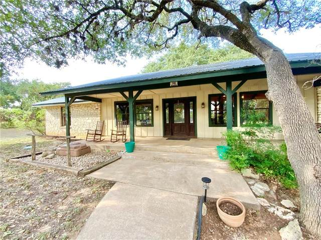 720 Circle G Ranch Rd, Dripping Springs, TX 78620 (#6243552) :: Resident Realty