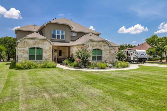 105 E Majestic Oak Ln, Georgetown, TX 78633 (#6244660) :: 12 Points Group