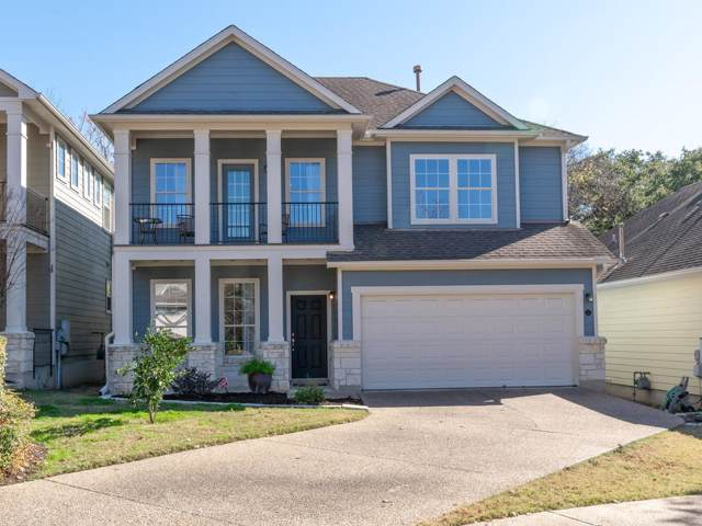 411 W St Elmo Rd #13, Austin, TX 78745 (#6246133) :: The Perry Henderson Group at Berkshire Hathaway Texas Realty