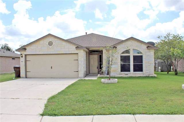 503 Christopher Cv, Lockhart, TX 78644 (#6247079) :: The Perry Henderson Group at Berkshire Hathaway Texas Realty