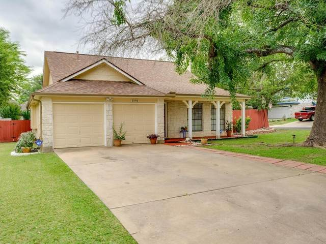 1501 Honeysuckle Ln, Round Rock, TX 78664 (#6247712) :: Front Real Estate Co.