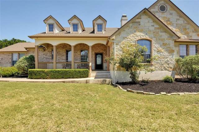 400 East Trl, Spicewood, TX 78669 (#6249066) :: Papasan Real Estate Team @ Keller Williams Realty