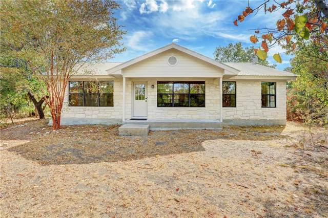 1451 Cr 327, Granger, TX 76530 (#6249261) :: The Perry Henderson Group at Berkshire Hathaway Texas Realty