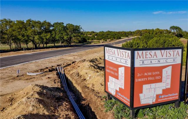 104 Lantana Bend Trl, Liberty Hill, TX 78642 (MLS #6250966) :: Vista Real Estate