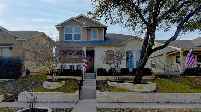 913 Heritage Springs Trl, Round Rock, TX 78664 (#6251215) :: 12 Points Group