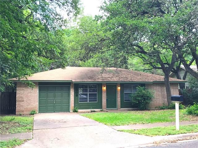1008 Austin Highlands Blvd, Austin, TX 78745 (#6252770) :: Ben Kinney Real Estate Team