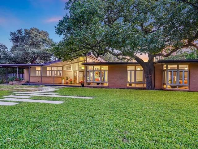 2101 Highgrove Ter, Austin, TX 78703 (#6254647) :: Ben Kinney Real Estate Team