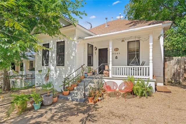 1104 E 8th St, Austin, TX 78702 (MLS #6256381) :: Brautigan Realty