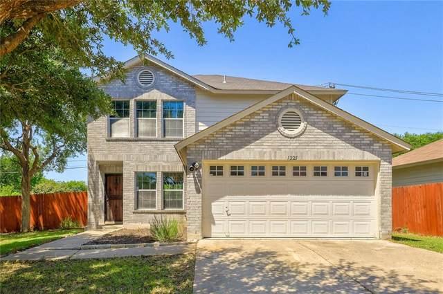 1225 Deerhound Pl, Round Rock, TX 78664 (#6256622) :: Papasan Real Estate Team @ Keller Williams Realty