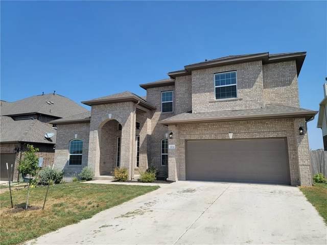 5804 Toscana Trce, Round Rock, TX 78665 (#6258249) :: Papasan Real Estate Team @ Keller Williams Realty