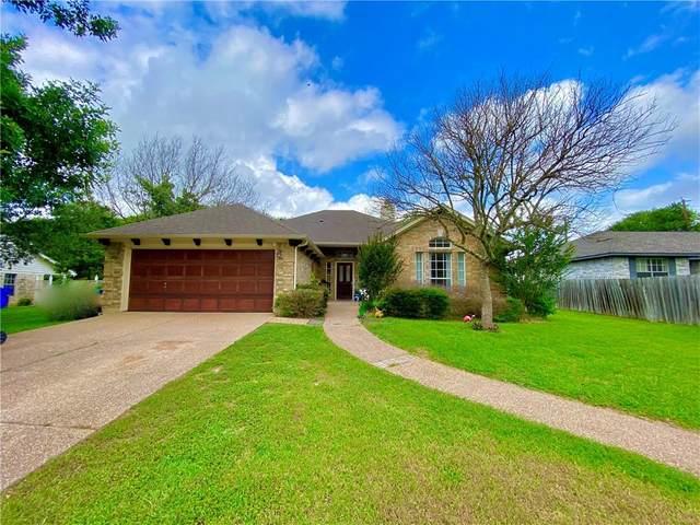 1306 Meadow Cv, Elgin, TX 78621 (#6258468) :: Papasan Real Estate Team @ Keller Williams Realty