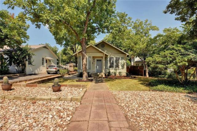 2102 Eva St, Austin, TX 78704 (#6258826) :: Ben Kinney Real Estate Team