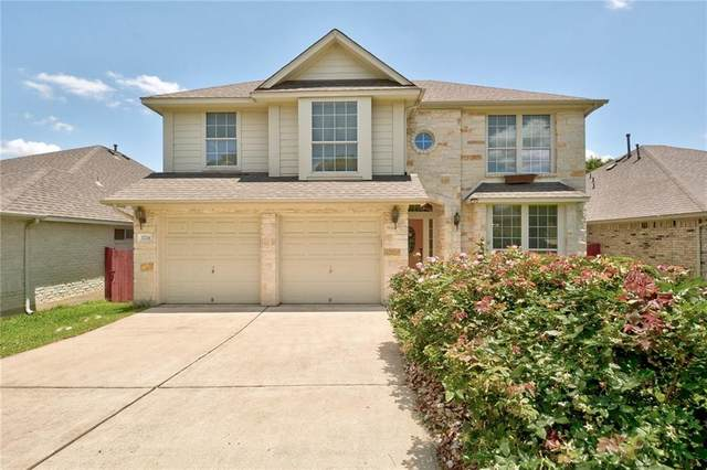 1724 Maize Bend Dr, Austin, TX 78727 (#6259521) :: The Summers Group