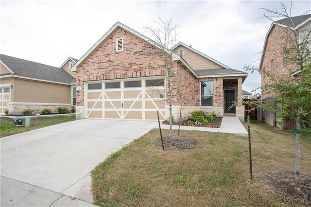 108 Tudanca St #94, Hutto, TX 78634 (#6260547) :: The Heyl Group at Keller Williams
