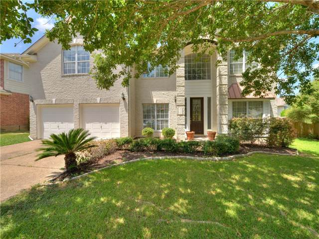 1460 Hargis Creek Trl, Austin, TX 78717 (#6263000) :: Lucido Global