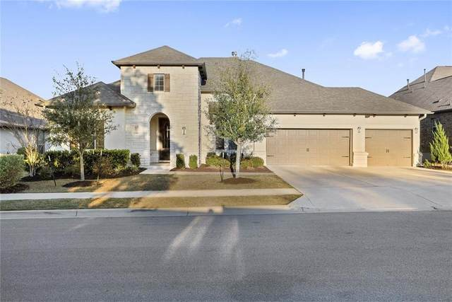 205 Barefoot Park Ln, Georgetown, TX 78628 (#6263156) :: The Perry Henderson Group at Berkshire Hathaway Texas Realty